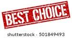 best choice. grunge vintage... | Shutterstock .eps vector #501849493