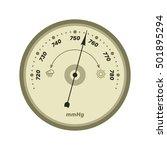 barometer | Shutterstock .eps vector #501895294