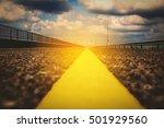 mission aspiration goals ideas... | Shutterstock . vector #501929560