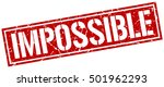 impossible. grunge vintage...   Shutterstock .eps vector #501962293
