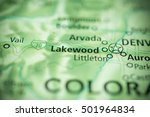 lakewood  colorado  usa. | Shutterstock . vector #501964834