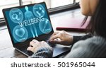 Stock photo health wellbeing wellness vitality healthcare concept 501965044