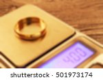 Small photo of Tools of jewellery. Wedding. Unfocus.