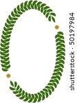 oval frame | Shutterstock .eps vector #50197984