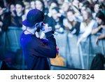 moscow   20 october 2016   rap... | Shutterstock . vector #502007824