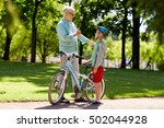 family  generation  safety and... | Shutterstock . vector #502044928