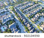 aerial typical multi level... | Shutterstock . vector #502134550