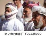 nizwa  oman   april 24 2015...   Shutterstock . vector #502225030