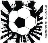 soccer ball   Shutterstock .eps vector #50222560