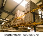shipment  logistics  delivery... | Shutterstock . vector #502233970