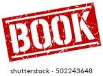 book. grunge vintage book... | Shutterstock .eps vector #502243648
