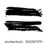grunge banner.distress... | Shutterstock .eps vector #502287370
