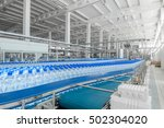 for the production of plastic... | Shutterstock . vector #502304020
