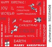 Seamless Christmas Pattern....