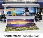 moscow september 29  2016 ... | Shutterstock . vector #502368760
