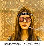 holidays  travel  vacation... | Shutterstock . vector #502432990