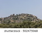 murat hudavendigar mosque ... | Shutterstock . vector #502475068