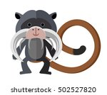 Tamarin Emperor Monkey