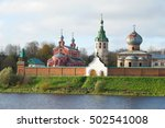 Old Ladoga Nikolsky Monastery...
