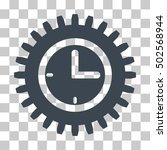 smooth blue time options...   Shutterstock .eps vector #502568944