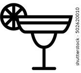 margarita icon | Shutterstock .eps vector #502620010