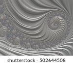 abstract fractal background | Shutterstock . vector #502644508