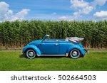 duesseldorf  germany   august... | Shutterstock . vector #502664503