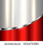 metallic background  elegant... | Shutterstock .eps vector #502670380