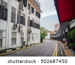 Shop House Singapore