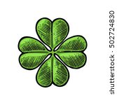 good luck four leaf clover....