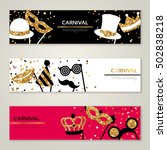 Horizontal Banners With...