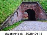 boyen fortress gizycko poland   Shutterstock . vector #502840648