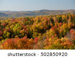 Autumn Colors And The Vermont...