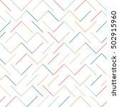 vector background abstract... | Shutterstock .eps vector #502915960