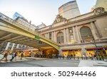 new york city   june 8  2013 ... | Shutterstock . vector #502944466