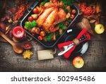 Thanksgiving Dinner ...