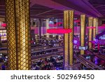las vegas   oct 05   the... | Shutterstock . vector #502969450