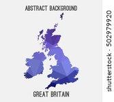 united kingdome great britain... | Shutterstock .eps vector #502979920