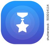 star badge purple   blue...