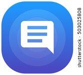 comments purple   blue circular ...