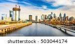 panoramic picture of... | Shutterstock . vector #503044174