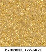 sand gold sparkles texture....   Shutterstock .eps vector #503052604