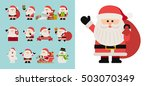 Vector Illustration   Christmas ...