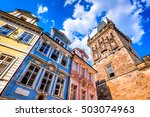Prague  Czech Republic. View O...
