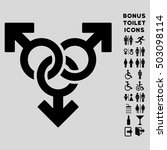 group gay sex icon and bonus... | Shutterstock . vector #503098114