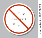 airplane icon vector flat...
