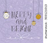 Cute Gift Card And Hand Drawn...