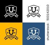 academy  university  college... | Shutterstock .eps vector #503142010