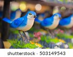bird decoration  gift | Shutterstock . vector #503149543
