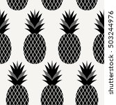 seamless repeating pattern with ... | Shutterstock .eps vector #503244976